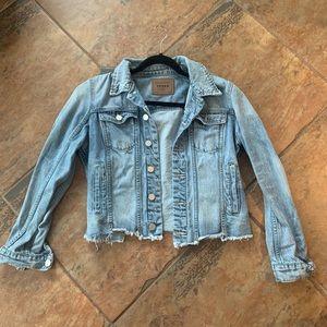 Blank NYC Jean Jacket size M